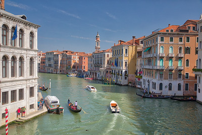 Venice - Grand Canal-20