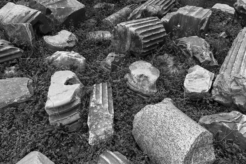 Column Pieces