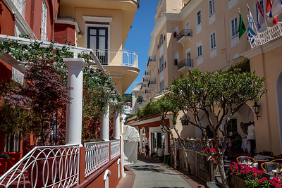 Italy - Isle of Capri -27