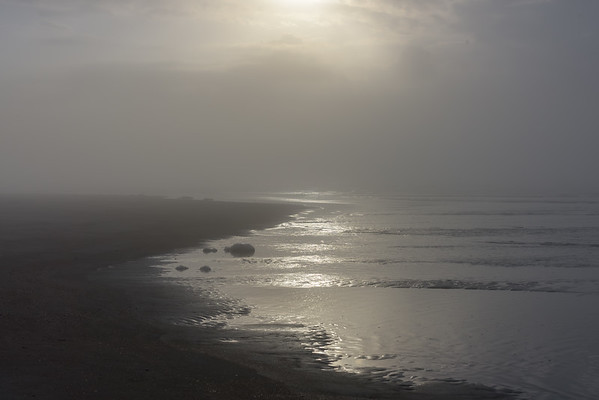 The Sea, Late Evening ~ Bogue Banks, North Carolina