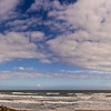 Skies over Canaveral Seas (Panorama)