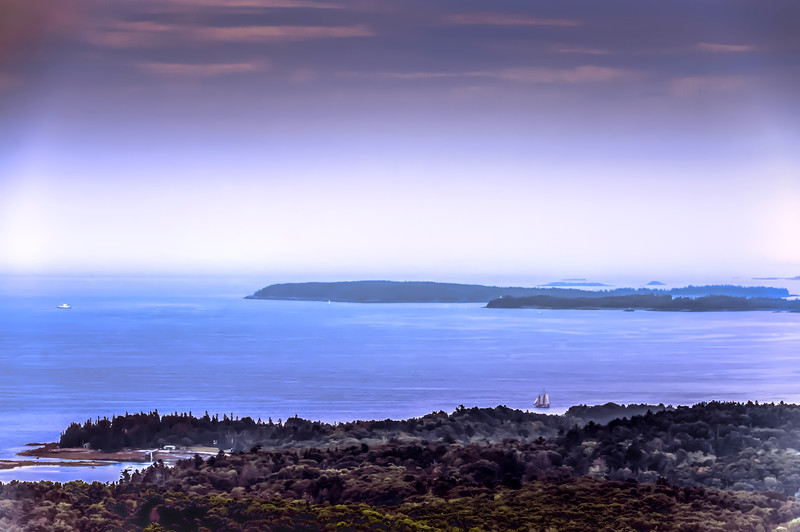 Camden and Penobscot bays ~ Eastern Seaboard