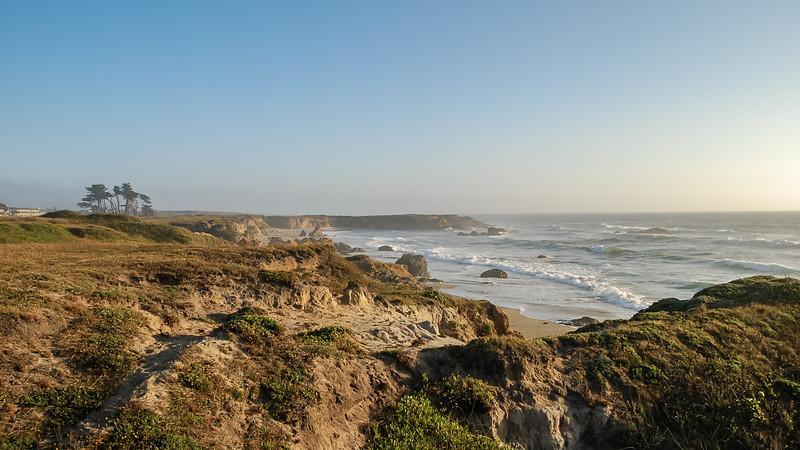 Along Route 1, Pacific Coast