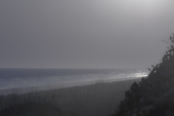 early evening, Southern Outer Banks