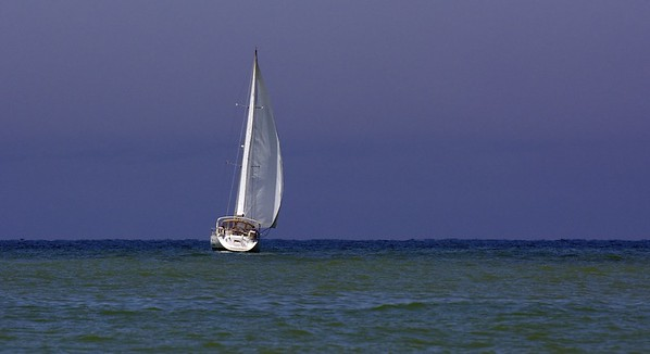 summer wind ~ Lake Michigan