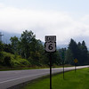Traveling Along Route 6 in Pennsylvania