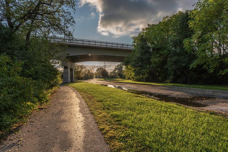 Morning Walk ~ Huron River and Watershed