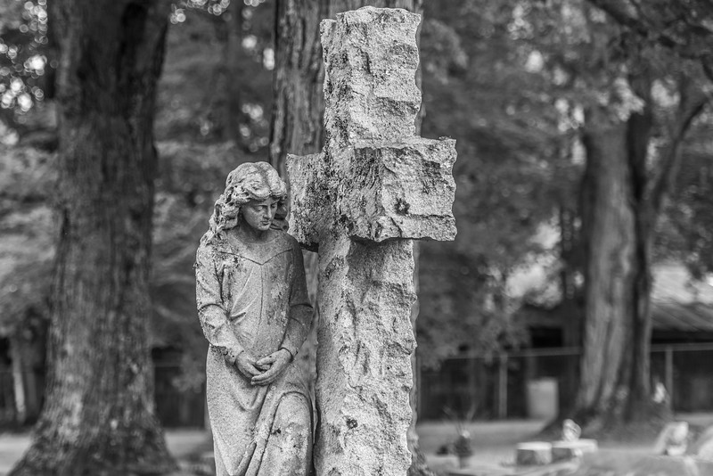 Chrystal Cemetery ~ Chrystal, Potter, Pennsylvania