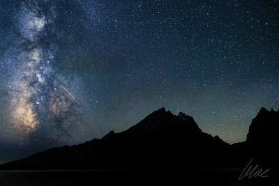 Milky Way, Wyoming