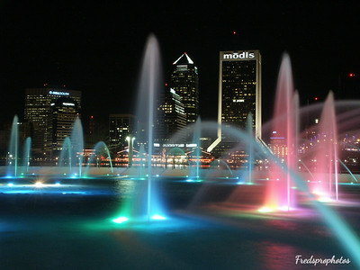 Jacksonvile Fountains