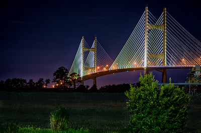 dames point Bridge - Aug - -37