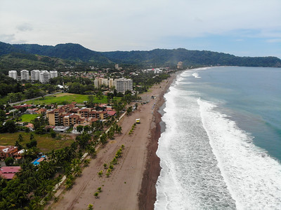 Tropical Jaco Beach, Costa Rica