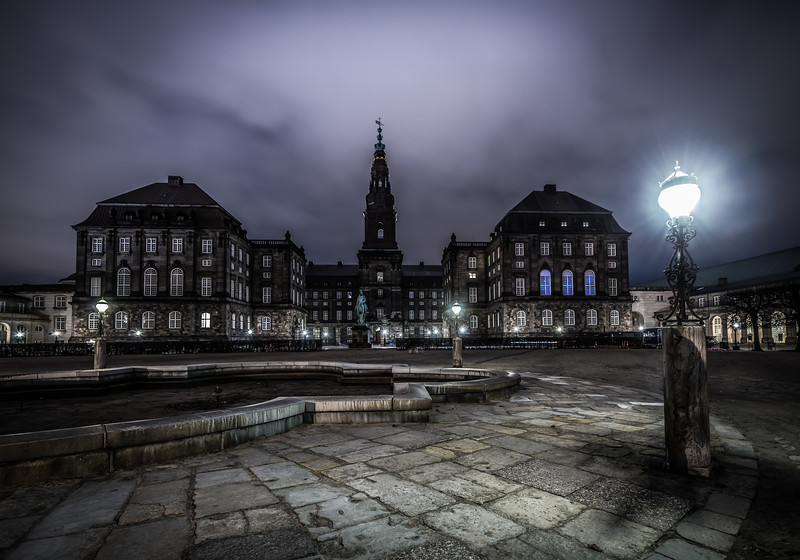Christiansborg - house of the goverment