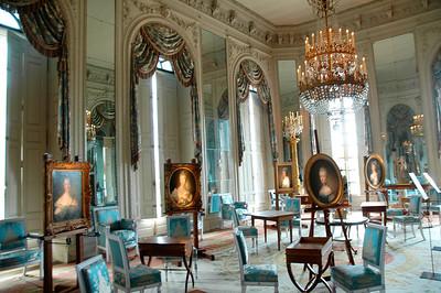 Marie Antoinette's Living Room