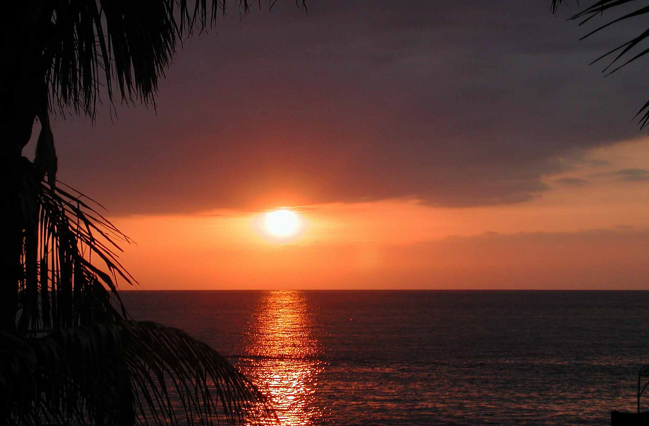 Negril sunset<br /> <br /> Three things cannot be hidden long:  the sun, the moon, and the truth.