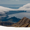 View from High Camp on Beerenberg, Jan Mayen