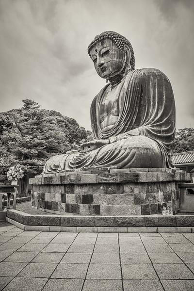 The Daibutsu of Kamakura, Japan