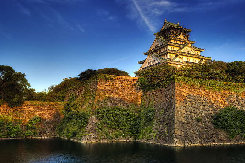 Summer's Dream at Osaka Castle