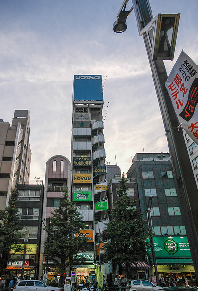 (Akihabara, Tokyo, JP - 08/06/04, 5:23:43 PM)