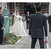 Spring Wedding at Tokyo Station