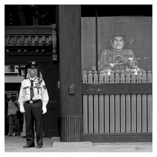 Temple Guards