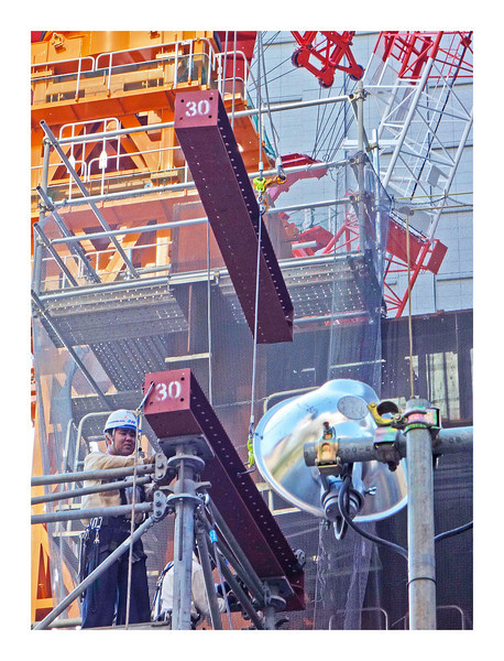 Tokyo Steel Worker