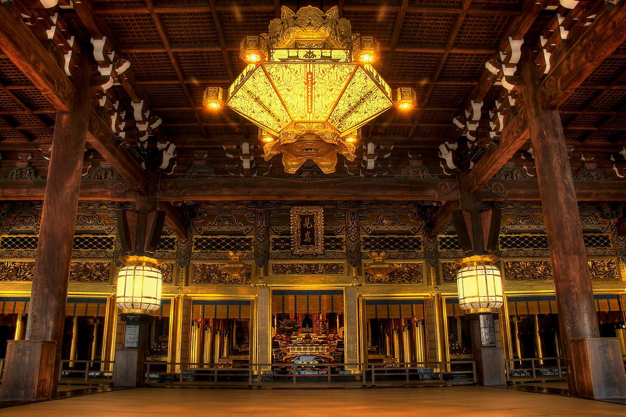 Ryukoku-zan Hongwanji Temple