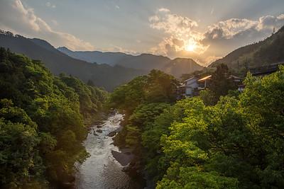 River Gorge I