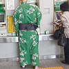 Sumo at Ticket Machine