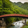 Shinkyo Bridge, Nikko