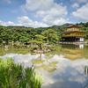 Le temple d'or, Kyoto
