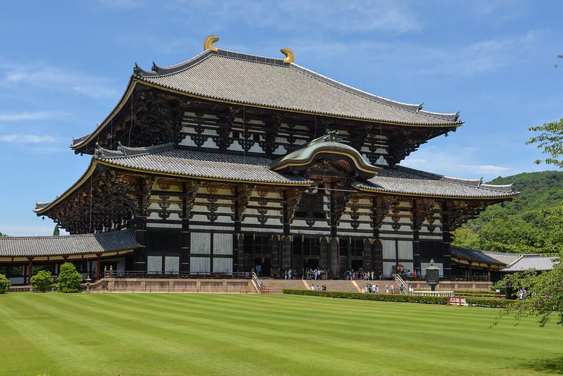 Nara et son temple gigantesque