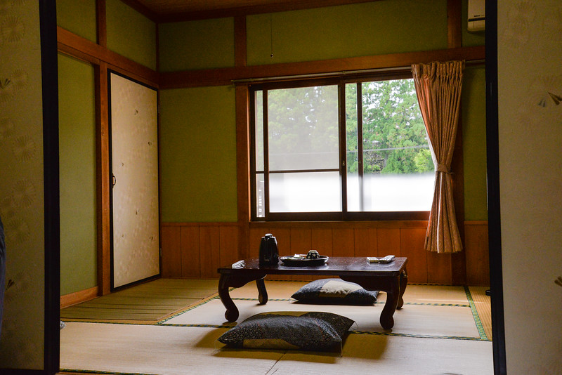 Ryokan Japonais