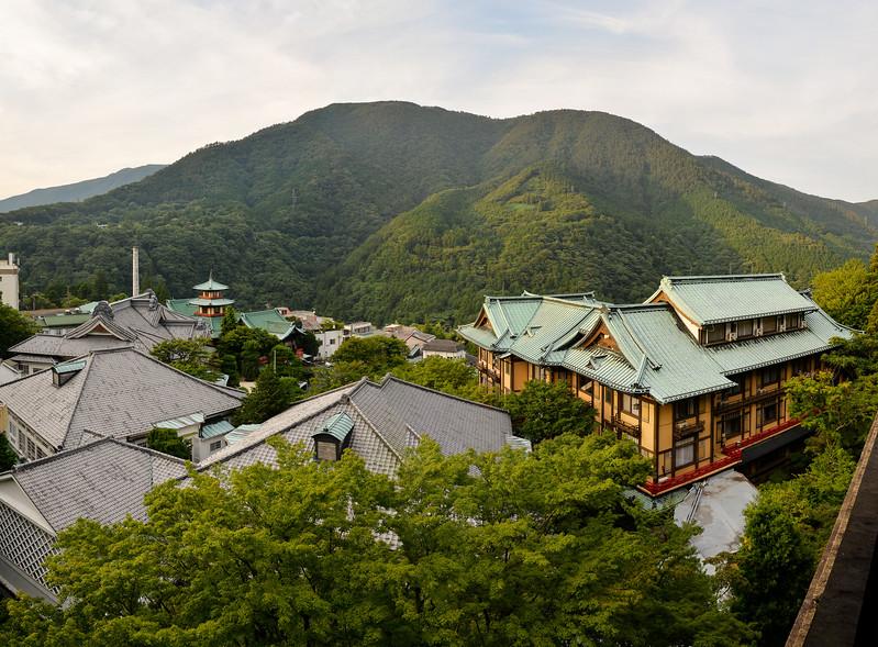 Fujiyama Hôtel, Hakone