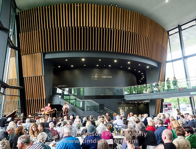 Royal Welsh College of Music & Drama Foyer