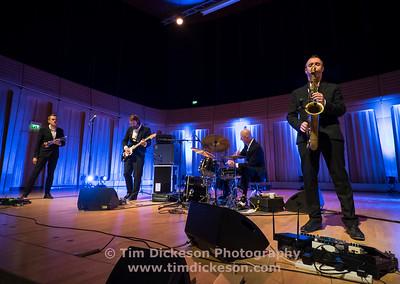 Get the Blessing - Jim Barr (Bass) JAke McMurchie (Sax) Pete Judge (Trumpet) Clive Deamer (Drums)