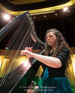 Michelle Cobley (Harp)