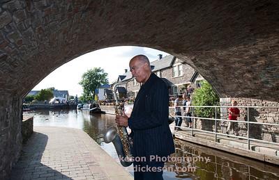 Brecon Jazz 2009 Friday 7-08-2009