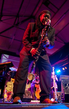 Brecon Jazz Festival 2009