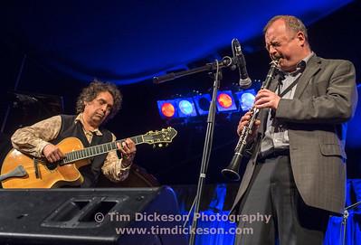 Howard Alden (Guitar) & Alan Barnes (Clarinet)