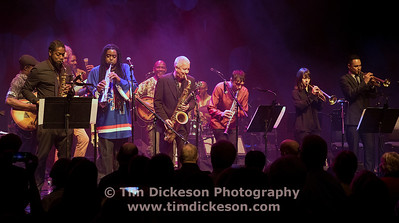 Jazz for Labour Concert, Barbican