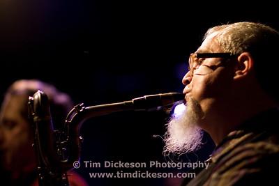 Eric Brian Lawrence (Baritone Sax)
