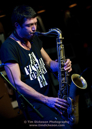 Guillaume Perret (Sax)