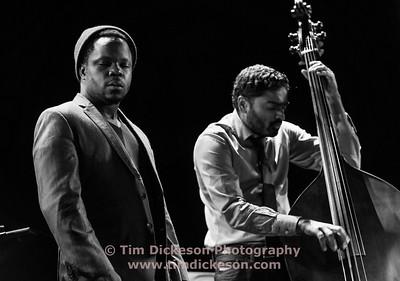 Ambrose Akinmusire (Trumpet) Harish Raghavan (Bass)
