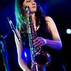 LJF 2012 Trish Clowes (Sax)