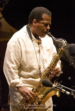 Pics Tim Dickeson 12-07-2006 Wayne Shorter (Sax)