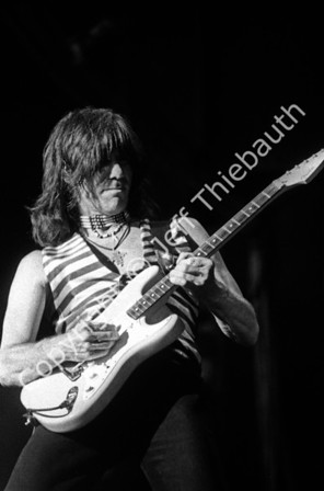 03-Jeff Beck-Great Woods-8-13-95