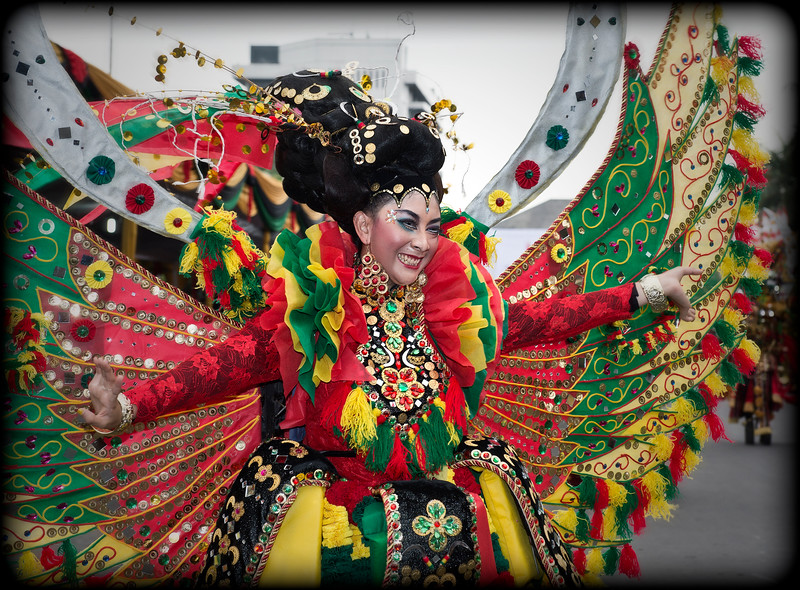 Jember Fashion Carnaval, Indonesia