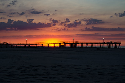 Sunrise - Wildwood, New Jersey