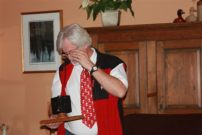 2011 Joe Shipton Award recipient Pete Medcalf